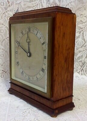Antique Clock By Morath Bros. Liverpool, Elliot Clock. Made In England. Working 3