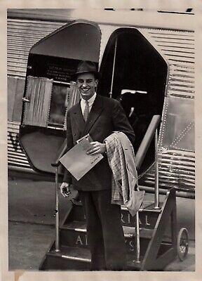 Lot 5 Photographies Franklin Roosevelt junior  1933 4