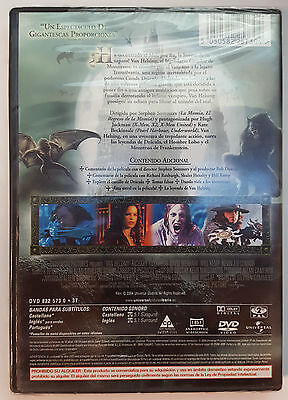 Pelicula Dvd Van Helsing Precintada 3