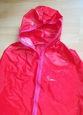 Adult Baby Schlafsack HOCHGLANZ LACK PLASTIK PVC GUMMI STRAFSACK SLEEPINGBAG
