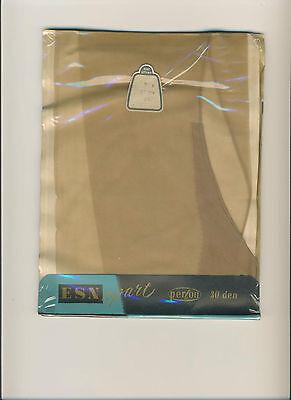 alte Nahtnylons Nahtstrümpfe *ESN-perlon*Gr. 9 1/2 -Naht-Nylon-Perlonstrümpfe(25