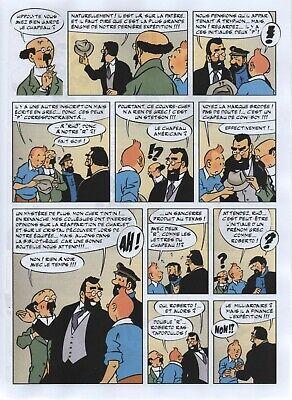 PASTICHE TINTIN. Tintin et les égoutiers. Cartonné 48 pages couleurs - 2016 2