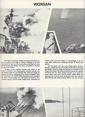 Militaria Collectables research.unir.net USS Saint Paul CA 73 ...