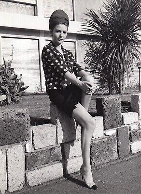Annette Stroyberg , 2 tirages argentiques circa 1960 2