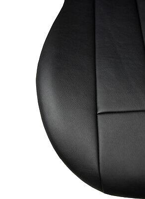 Maßgefertigte Bezüge für Audi A4 B7 Kunstleder Alcantra Sitzbezüge