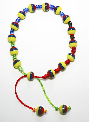 Handmade Beads Bracelet Jewelry By Native Artisans Colombia, Ecuador,Venezuela 2