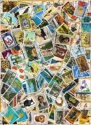 1000s ALL DIFFERENT OLD WORLD Stamps Collection Off Paper in Lot Packs of 150+ 12