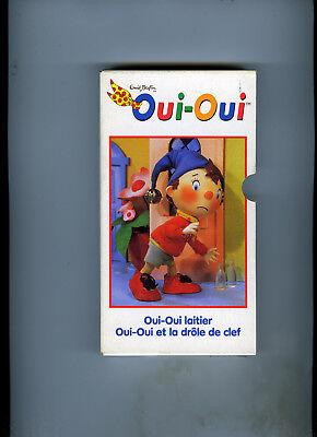 Vends Lot De 5 Vhs Oui Oui Eur 4 90 Picclick Fr
