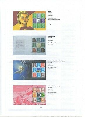 The Complete Machin Stamp Catalogue: A Specialised Guide 1967-2020 11