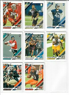 2019 Panini Donruss #250-350 ROOKIE RATED ROOKIE You Pick JONES KYLER LAWRENCE + 5