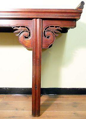 Authentic Antique Altar Table (5087), Circa 1800-1849 2