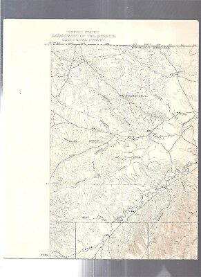 Devils tower wyoming crook county quadrangle geological survey 3 of 6 devils tower wyoming crook county quadrangle geological survey map publicscrutiny Choice Image