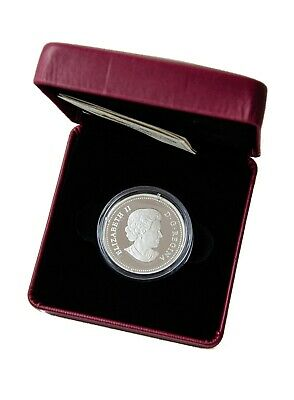 2016 $20 Proof Fine .9999 Silver Coin - My Angel - Colourful Murano Glass RCM 7