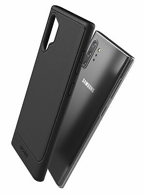 Samsung Galaxy Note 10 Plus Case Slim Cover Black Protective 3
