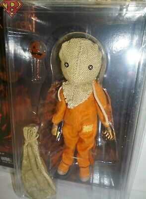 """SAM Trick 'r Treat Movie 8"""" inch Scale 5"""" inch Clothed Action Figure Neca 2019 5"""
