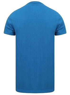 Superdry Orange Label Lite T-Shirt Deep Electric Blue