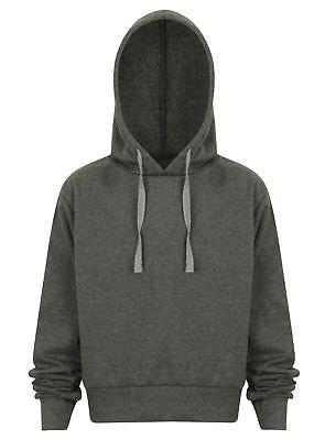 Cropped Hoodie Top Ladies Girls Pullover Hoodies Sweatshirt Hoody New Jogging 7