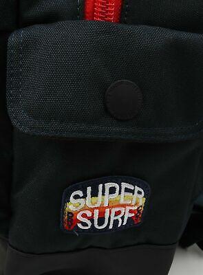 Superdry M91024MT//AGT Homme Sunset Montana Polyester Sac de transport sac à dos Bleu marine