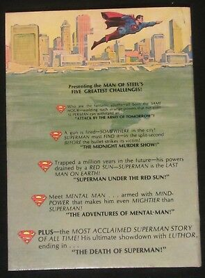 Superman...Best of DC #1 (1979) VF/NM 9.0...DC Digest 100 pages 2