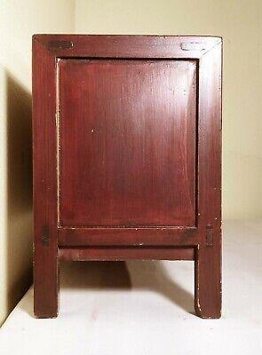 Antique Chinese Petit Ming Cabinet (2992), Circa 1800-1849 7