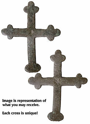 Ancient Byzantine Copper Cross c.AD 600-1100 (Premium Group) SKU53277