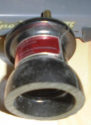 arzt tisch / wand lampe wärme alt top deko strahler thermolite super 60 / 70er
