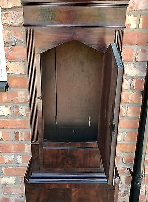 Mahogany Wignall Of Ormskirk 8 Day Grandfather Clock 5