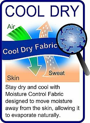 5 x Hi Vis Work Shirt vented cotton drill long sleeve SAFETY WORKWEAR UNIFORM 2