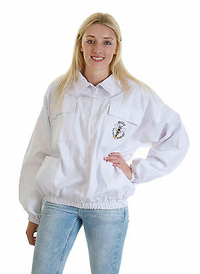 Buzz Beekeeping  Bee Jacket, Fencing hood and front zip - ALL SIZES 2