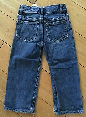 Boys GAP Blue Jeans Size 3 Years 2