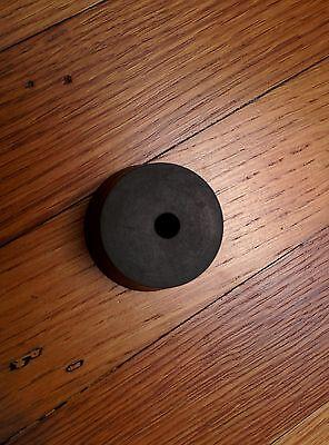 Rubber stopper, #8, 1-hole - 5 each