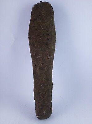 RARE ANCIENT EGYPTIAN ANTIQUE Statue Ushabti Mummy Shabti Kingdom 600 Bc 6