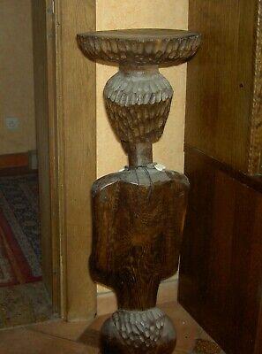 AFRICA/ART  CONGO     sculpture  MAJORDOME        BOIS SCULPTE 4