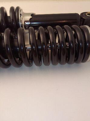 Einstellschlüssel für Mofa Moped Mokick 340mm Stoßdämpfer Schwarz Satz