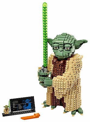 75255 LEGO Star Wars Yoda Figure Collectable Set 1771 Pieces Age 10+ 3
