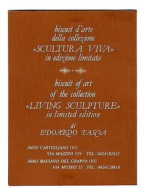 Pair Vtg ITALIAN- Bronzed PORCELAINS- FISHERBOY & MILKMAID- signed E.TASCA- nos 8