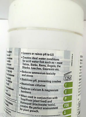 Waterlife Buffer pH to 6.5 for tropical freshwater aquaria 3