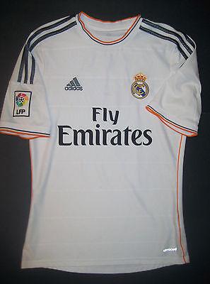 b6bb3120d ... 2013 2014 Adidas Real Madrid Cristiano Ronaldo Jersey Shirt Manchester  United 2
