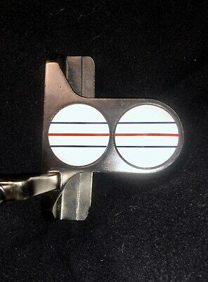 DECAL to Give Your Putter The ODYSSEY TRIPLE TRACK Look!! WHITE or CLEAR Backing 3