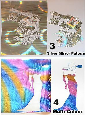 Toner Foil Craft Cards Laser Printer Heat Holographic Laminator Hot printing