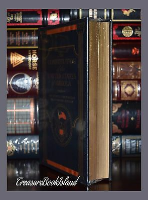 The Constitution of the United States America Leather Bound Sealed Collectible 4