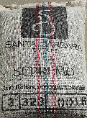Organic Colombian Supremo Coffee Whole Beans Fresh Roasted Daily 5 / 1LBS Bags 8