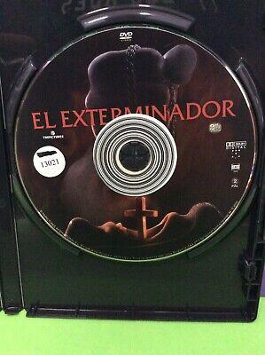 El Exterminador- Aaron Eckhart- Dvd- Usado Garantizado 3