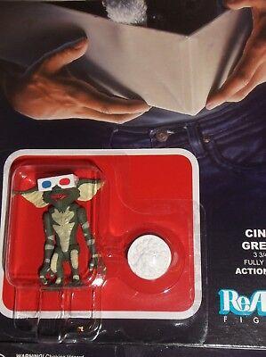 lot 6x FUNKO Reaction GREMLINS Cult Movie GIZMO dog Mogwai Bandit STRIPE Figures