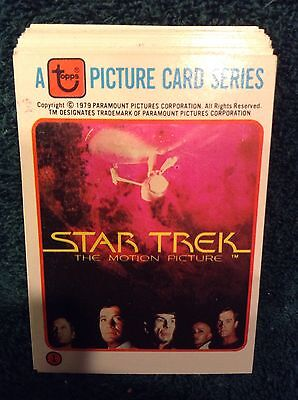 Star Trek Topps 1979 Trading Cards....  Rainbo Bread Trading Cards Full Set!!!.. 2