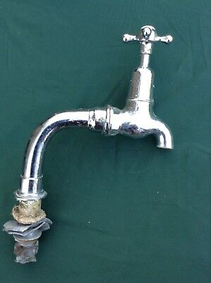 Vintage Tap.  Large Tall Butlers Sink Basin Tap