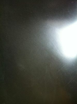 neoprene rubber sheet  - 300mm x 214mm x 4.5mm