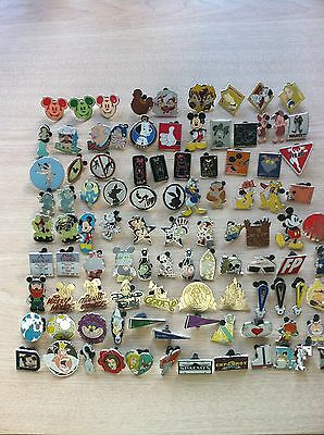 Disney Trading Pins lot of 100 1-3 Day Shipping 100% tradable no doubles 2