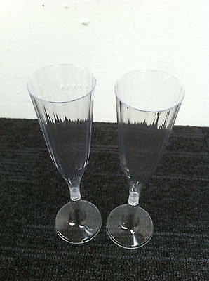 Wine Goblets 197 ML Clear plastic 250 pieces / Carton ( 25 sleeves x 10 pcs ) 5