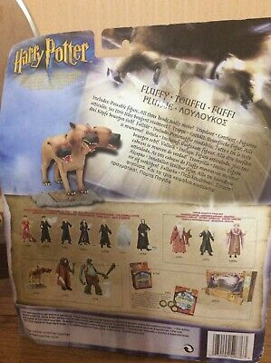 Harry Potter Sorcerers Stone Deluxe Fluffy figure 2